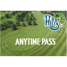 ANYTIME PASS - (10) 18 HOLE ROUNDS W/CART
