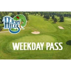 WEEKDAY PASS - (10) 18 HOLE ROUNDS W/CART
