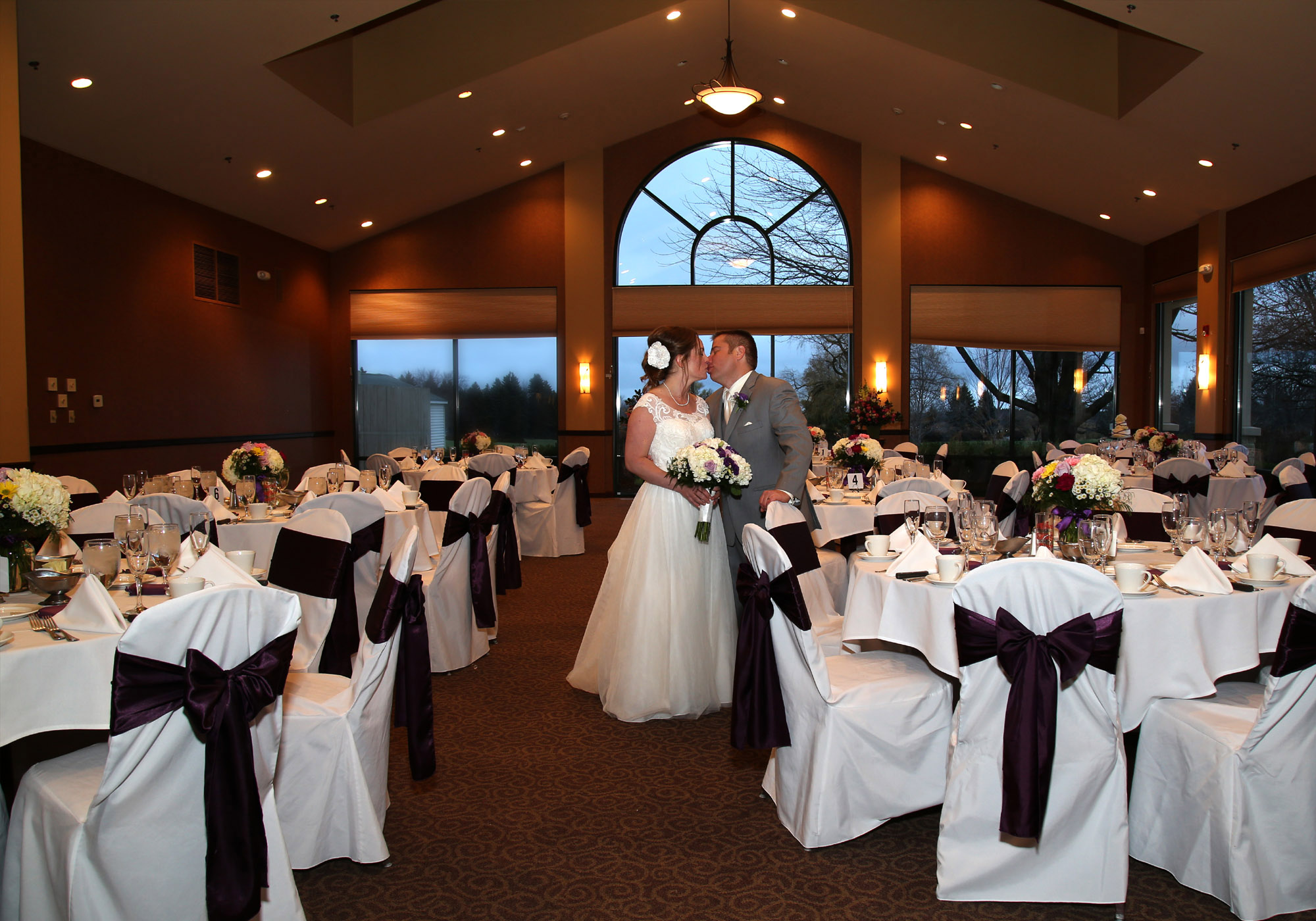 wedding reception terryhills batavia